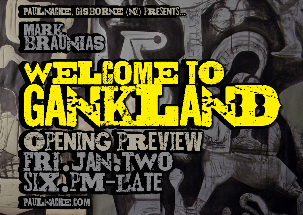 Welcome to Gankland